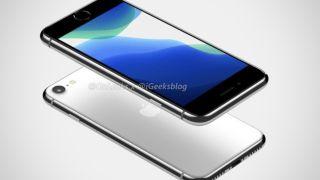 El supuesto diseño del iPhone 9