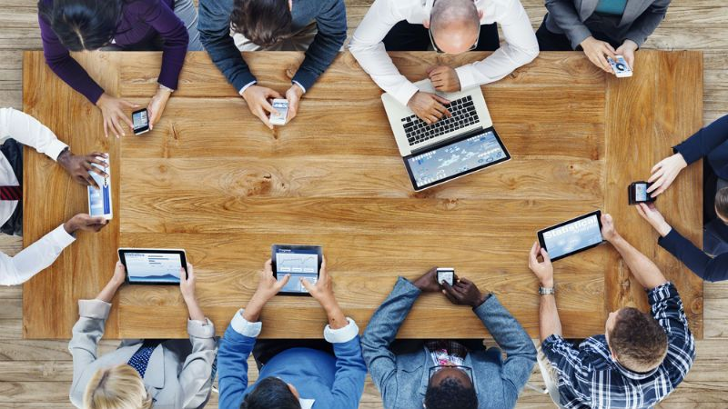 Security is not keeping pace with BYOD