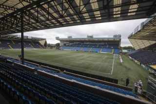 Kilmarnock v Rangers – Betfed Cup – Second Round – Rugby Park