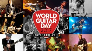 World Guitar Day 2017