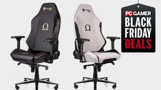 Enjoyable Black Friday Gaming Chair Deals 2019 Pc Gamer Pdpeps Interior Chair Design Pdpepsorg