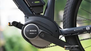 Bosch electric bike