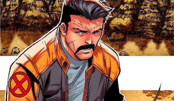 Forge X-Men comics