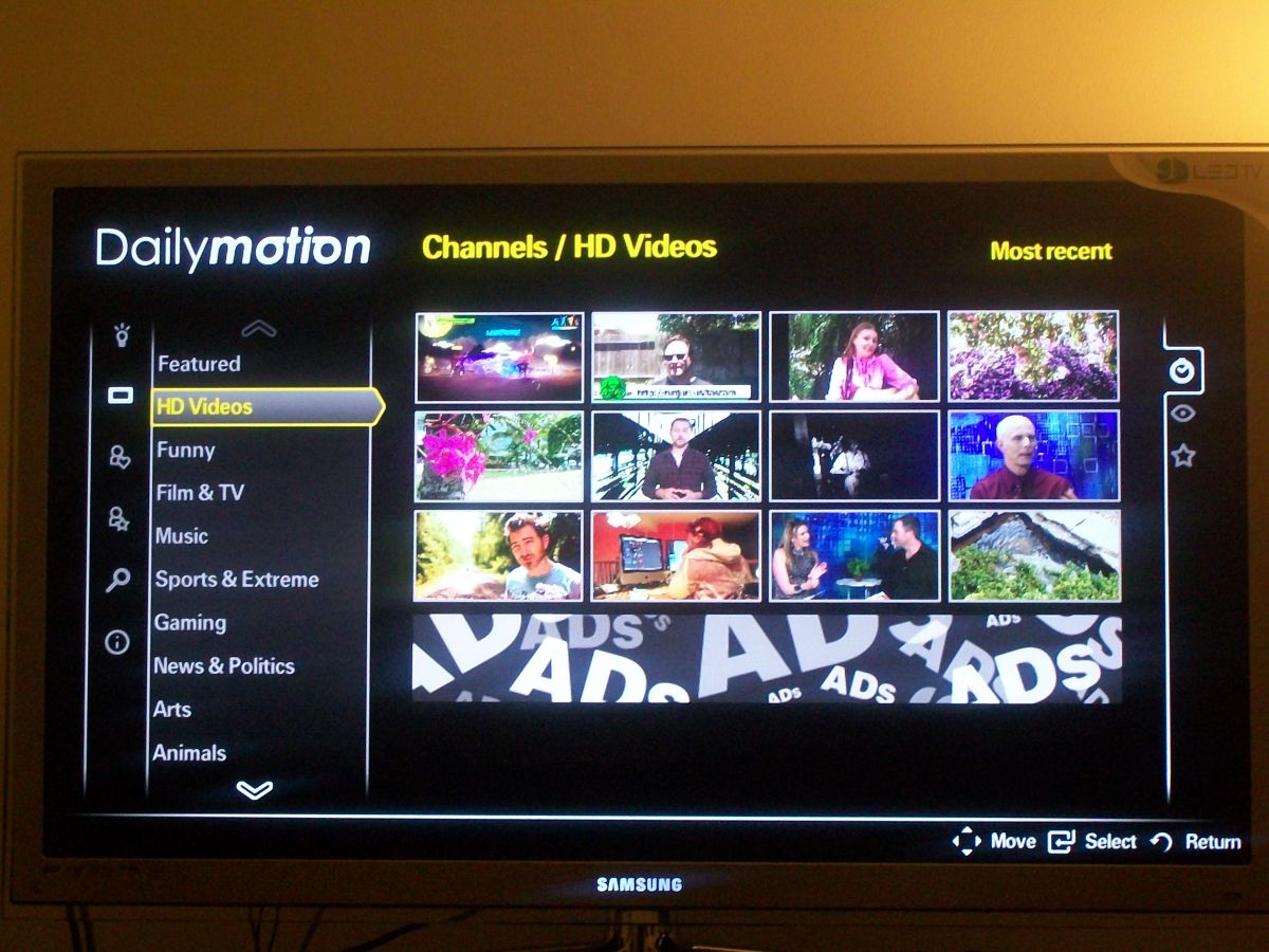 HDTV With Dozens of Apps, Reviewed | Tom's Guide