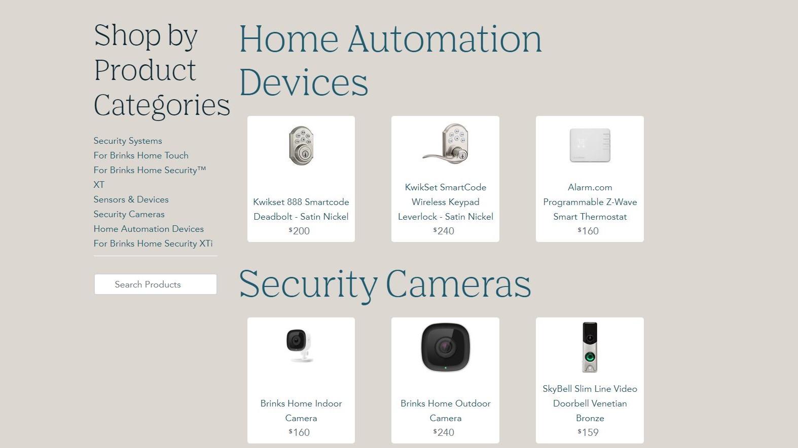 Sensors and Cameras
