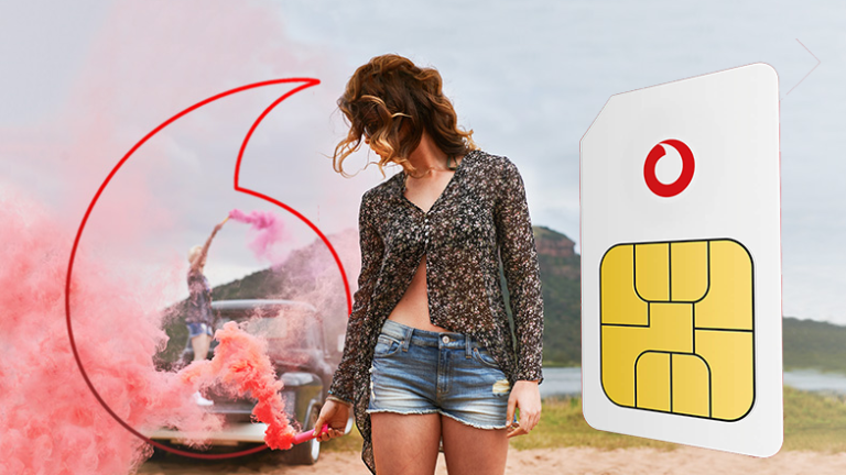 Vodafone SIM only deals