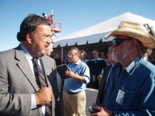 Obama Vetting Bill Richardson, Space Enthusiast