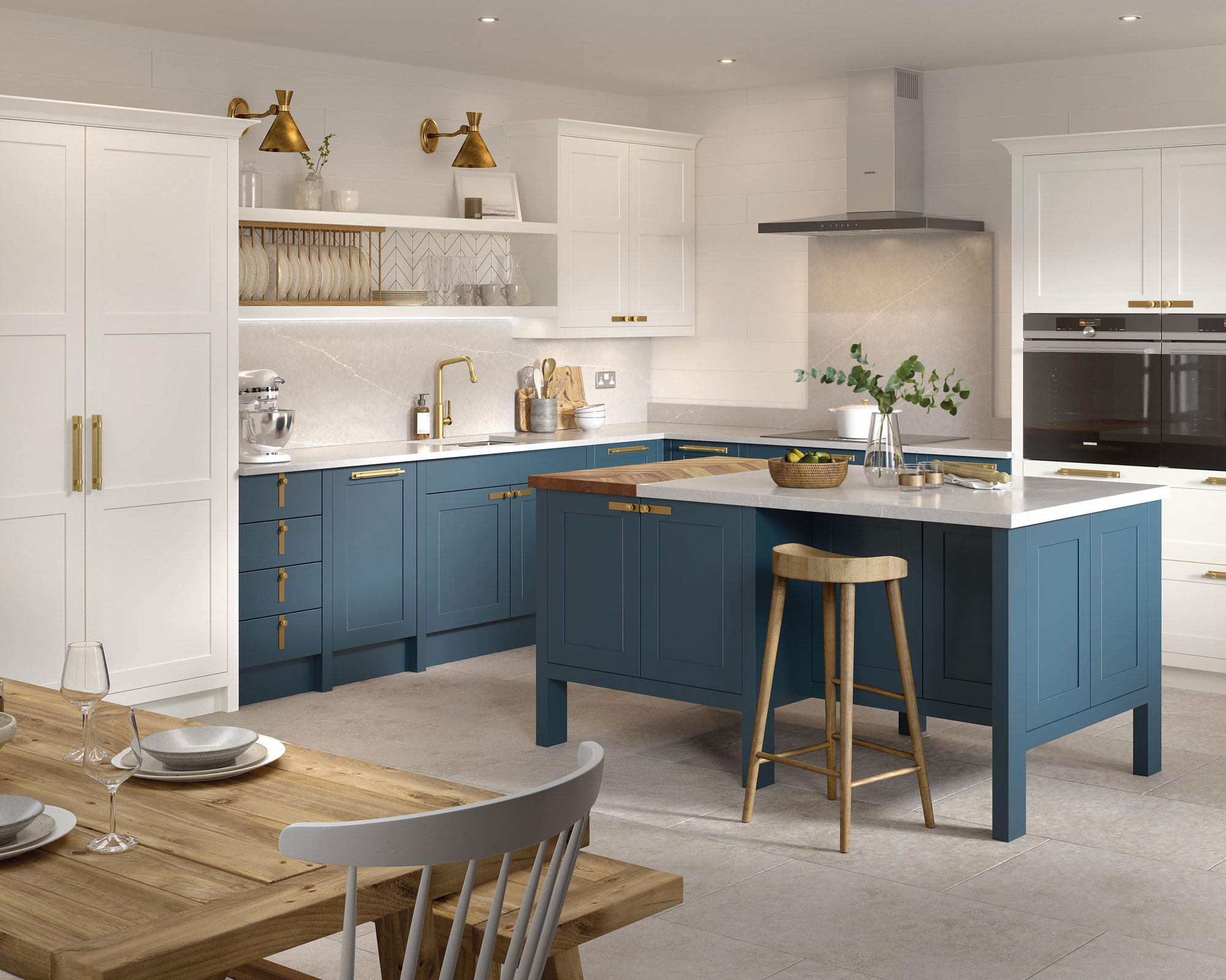 How To Choose The Right Kitchen Island Size Everything You Need To Know Homes Gardens