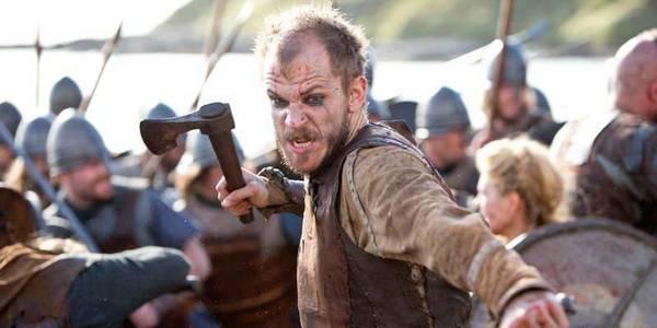 vikings history gustaf Skarsgård floki