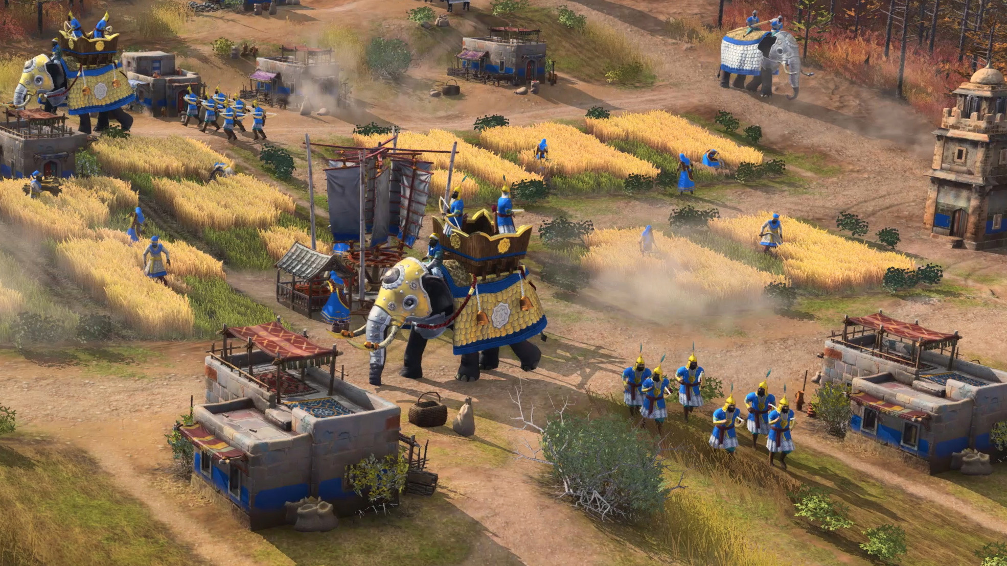 Age of Empires 4 is coming this fall with asymmetric factions, naval combat, and 4 historical campaigns