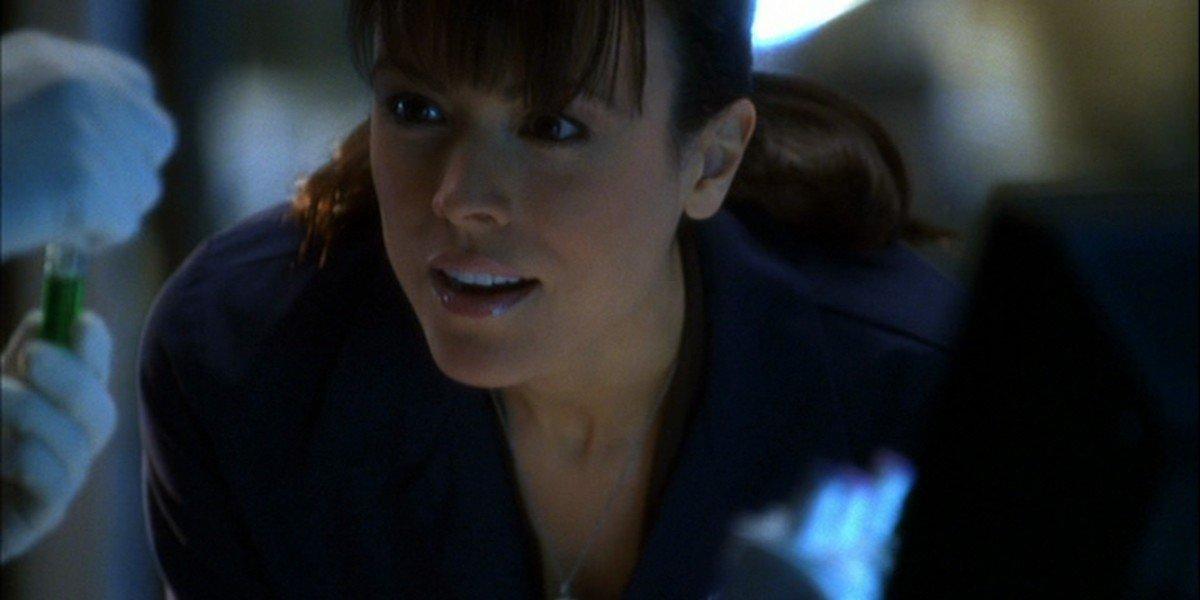 Liz Vassey - CSI: Crime Scene Investigation