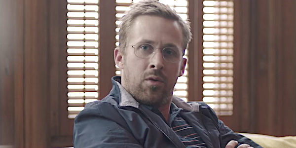 ryan gosling in the avatar papyrus font snl sketch