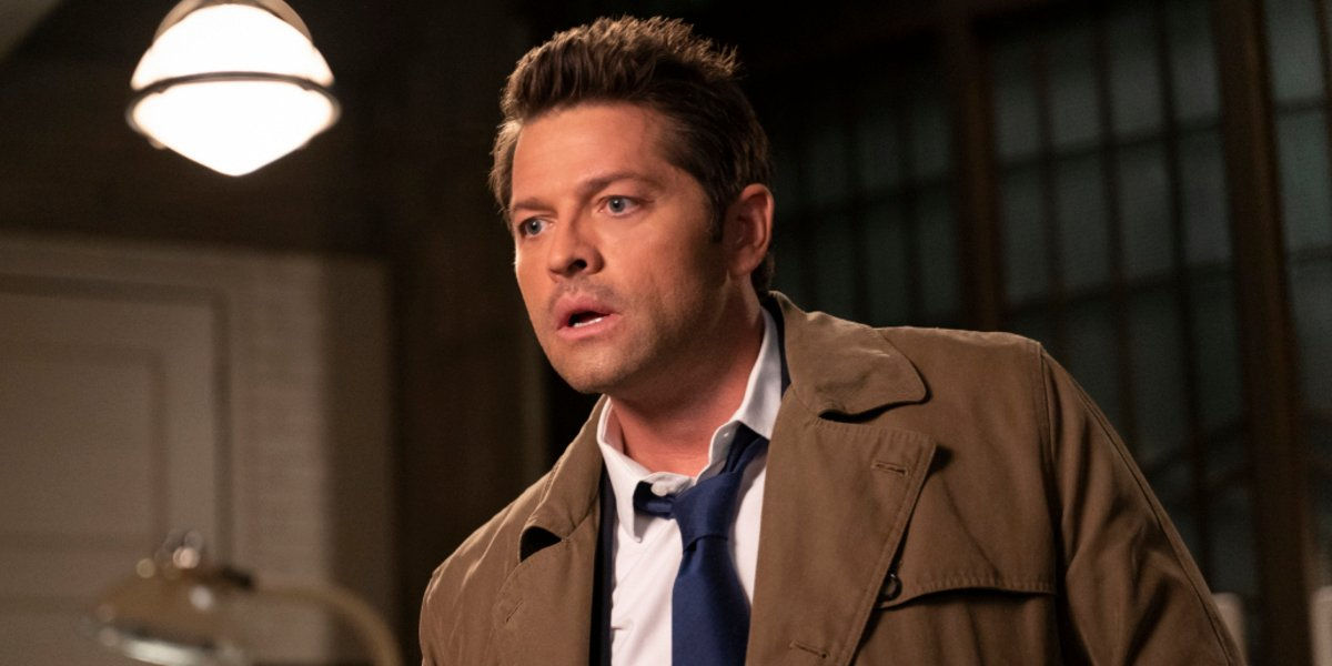 Supernatural Just Proved That Dean And Castiel Really Need To Make Up