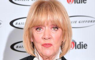 Coronation Street legend Amanda Barrie