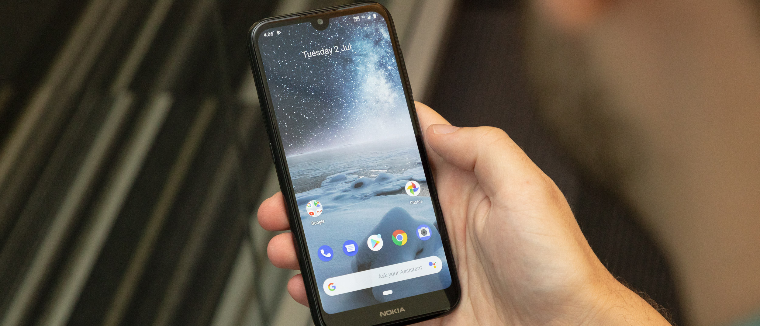 Nokia 4 2 Review A Budget Phone But No Bargain Tom S Guide