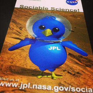 Twitter Astronaut