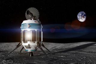 Moon Express' MX-1E Lander