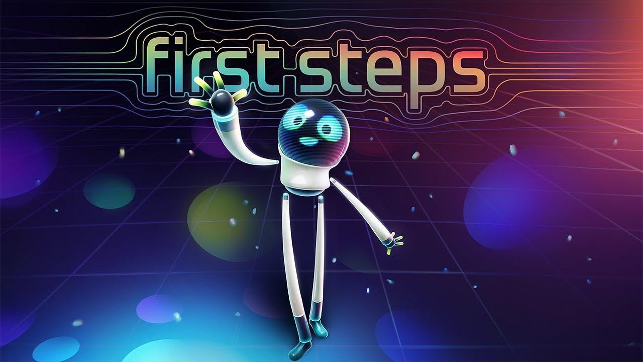 oculus first steps