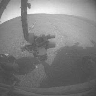 Opportunity Rover Breaks US Driving Record
