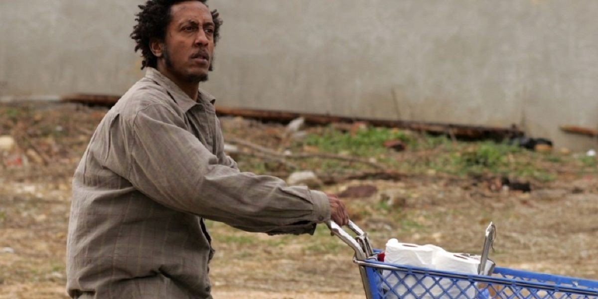 Andre Royo in the jacket