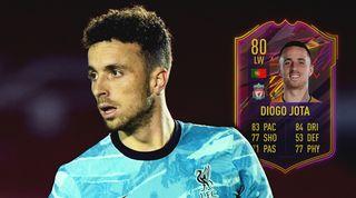 Diogo Jota One to Watch - FIFA 21
