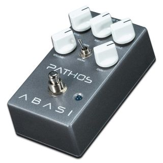Animals As Leaders Tosin Abasi Unveils New Pathos Pedal Guitar World