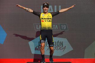 Vuelta a Espana stage 10
