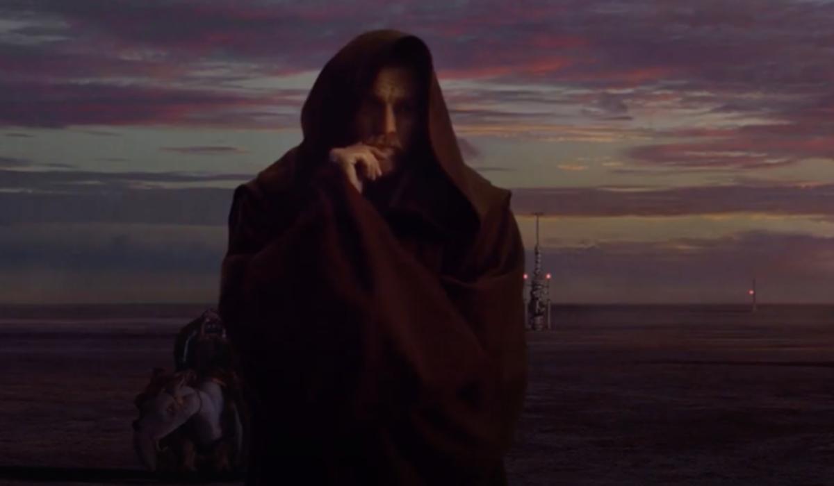 revenge of the sith obi wan tatooine