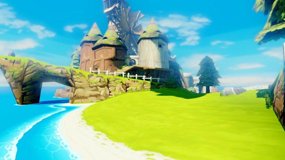 Legend Of Zelda: Wind Waker HD Coming To Wii U #25359
