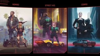 Cyberpunk 2077 lifepath