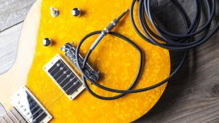 Best guitar cables 2019: guitar leads and patch cables for all budgets
