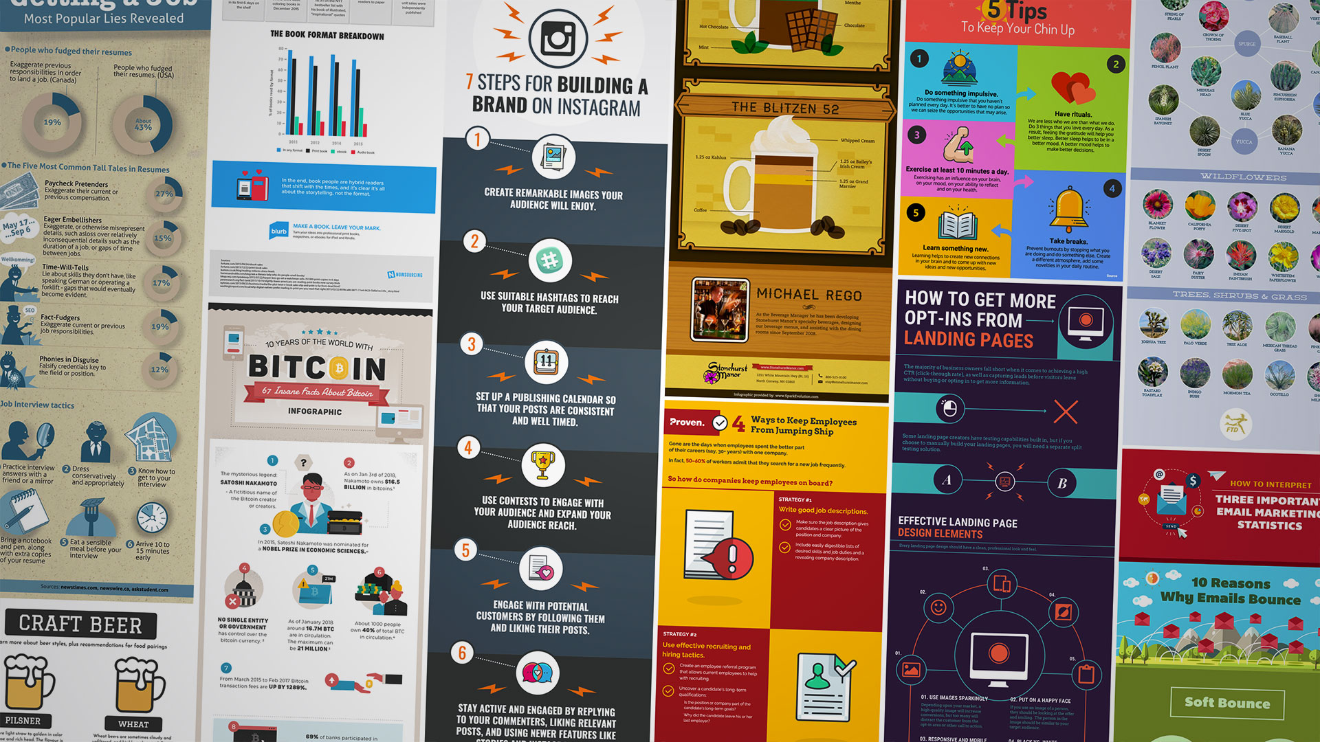 13 incredible tools for creating infographics creative bloq