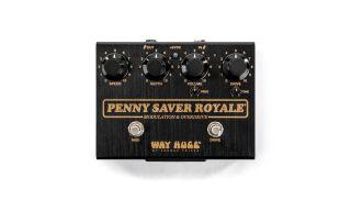 Way Huge's new Joe Bonamassa signature Penny Saver Royale pedal