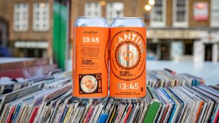 Meantime 33:45 is the official beer for Record Store Day 2021