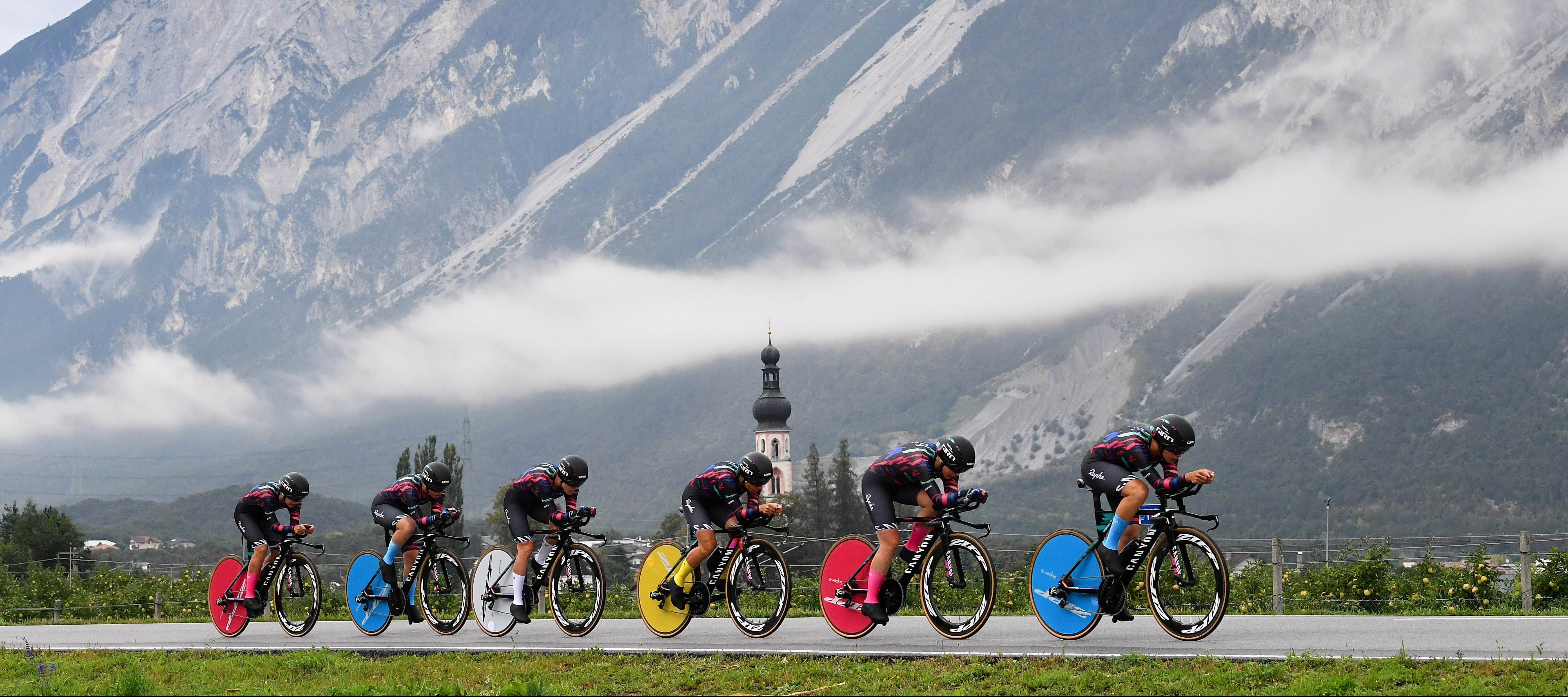 09029cc91 Canyon-SRAM win UCI Road World Championships women s team time trial - Cycling  Weekly