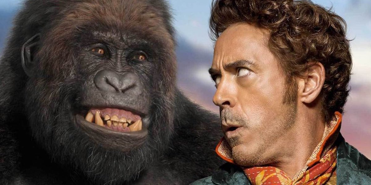 Dolittle's Robert Downey Jr. Reveals The Animal He'd Most Like To Talk To - CINEMABLEND