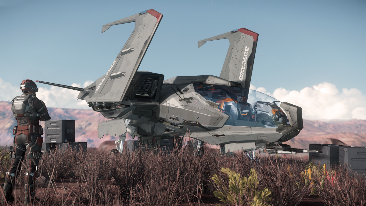 Star Citizen alpha 3 3 will use your webcam to map facial