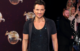 Strictly Come Dancing star Peter Andre