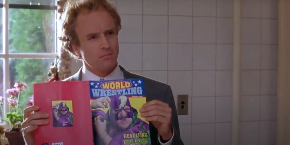 Bradley Whitford in Billy Madison