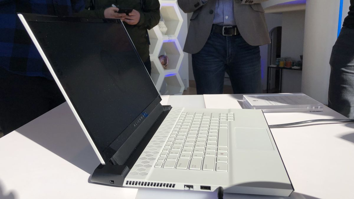 Dell is putting thin and light Alienware laptops in Area-51m skin