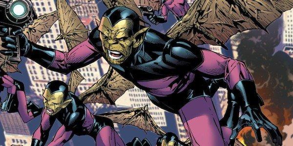 Skrulls comics