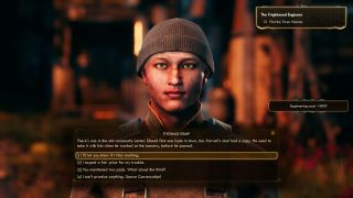 the outer worlds the frightened engineer