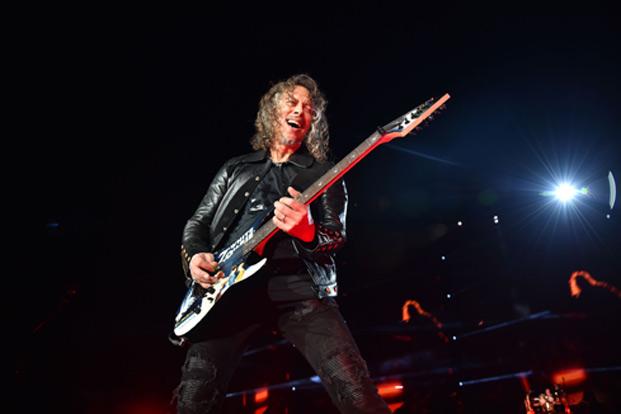Metallica's Kirk Hammett: how to play like Stevie Ray Vaughan   Guitarworld