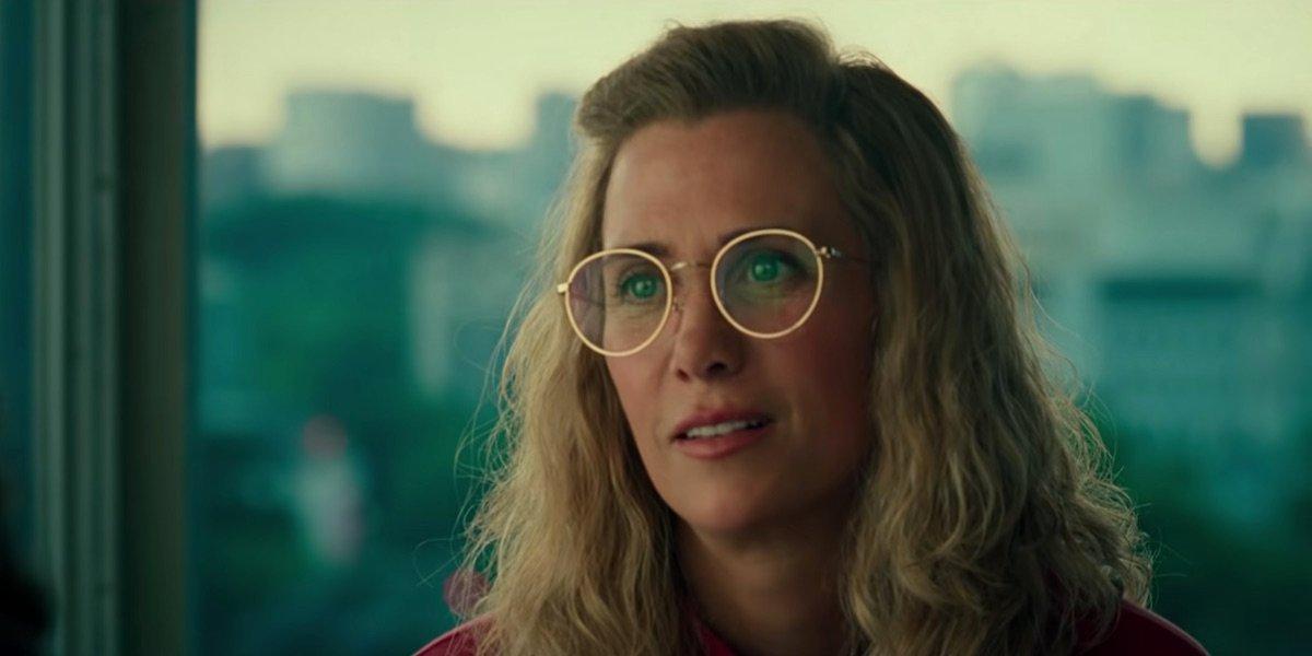 Kirsten Wiig as Barbara Ann Minerva in Wonder Woman 1984
