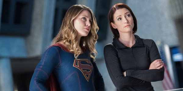 supergirl kara alex the cw