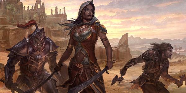 Elder Scrolls Online Beginner Build Guide