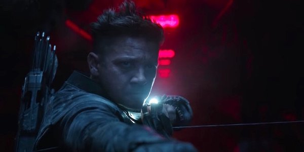 Jeremy Renner as Ronin in Avengers: Endgame