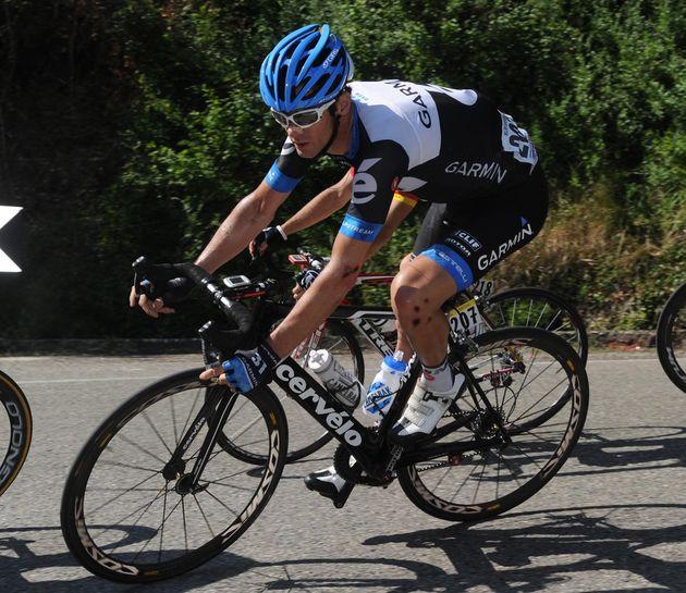 David Millar, Giro d'Italia 2011, stage seven