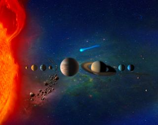 NASA is reviewing 12 proposals for its next robotic mission to explore the solar system under the agency's New Frontiers Program.