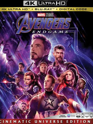 Avengers: Endgame is out now on Blu-ray and DVD - here are the cheapest prices
